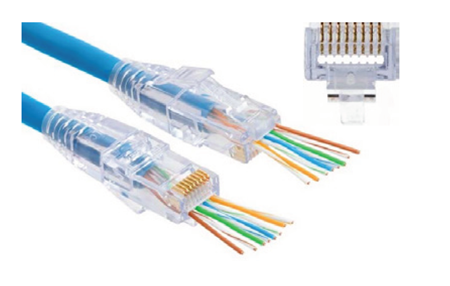 Immagine per la categoria CONNETTORI RJ45