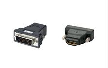 Immagine di ADATTATORE HDMI/DVI-D F/M HDTV & HDCP COMPATIBILE