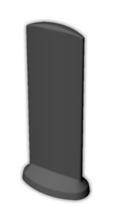 Immagine di ANTENNA GSM MULTIBANDA DA INTERNO PER CENTRALI ABSOLUTA + CAVETTO 2MT