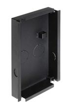 Immagine di BOX A PARETE DA INCASSO PER 2 MODULI  255.4x143.4x50.8mm