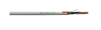 Immagine di CAVO 4X0.22+2X0.50+T+S 4.70MM IN PVC 450/750 C3 BOB.200MT -CPR UE 305/11 CL. Eca