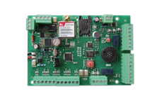 Immagine di CENTRALE ANTIFURTO 8 ZONE ESP. 24 CON GSM SISTEMA RADIO INT.