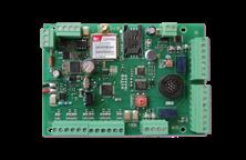 Immagine di CENTRALE ANTIFURTO 8 ZONE ESP. 64 CON GSM