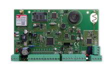 Immagine di CENTRALE ANTIFURTO 8 ZONE ESP. A 64 CON RICEVITORE RADIO E MODULO 3G INTEGRATI
