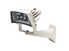 Immagine di ILLUMINATORE IR LED 850NM PORTATA 80MT 60° IP66/67 12VCC/24VCA