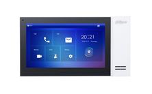 """Immagine di MONITOR INTERNO LCD 7"""" TOUCH SCREEN CON SD CARD 12VDC CON FINITURE BIANCHE"""