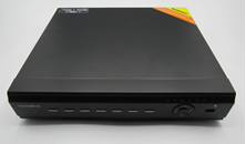 Immagine di NVR 16 CANALI IP 8 PORTE POE H264 HDMI/VGA GESTISCE 3MP/1080P/960P/720P