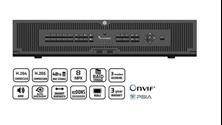 Immagine di NVR 16 CANALI IP H265 4TB RICEVITORE DIGITALE DI ALLARME OH INTEGRATO