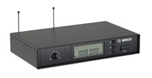 Immagine di RICEVITORE PER RADIOMICROFONO DISPLAY LCD UHF 790:814M