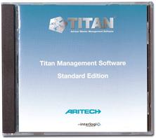 Immagine di SOFTWARE DI GESTIONE TITAN (CD-ROM)
