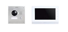"""Immagine di VIDEOCITOFONO IP A 2 FILI CON TOUCH SCREEN DA 7""""+CITIFONO DA 1.3MP"""