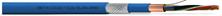 Immagine di CAVO COAX 4019+2X1,00 DURAFLAM LSZH BLU IN BOB 500 MT CPR UE 305/11 CL. Eca
